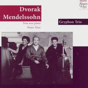 Dvorak & Mendelssohn: Piano Trios Product Image