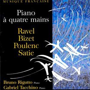 Piano A Quatre Mains