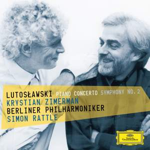 Krystian Zimerman & Sir Simon Rattle: Lutoslawski Product Image