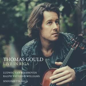 Thomas Gould: Live in Riga