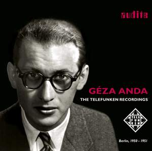 Edition Géza Anda Vol. 5: The Telefunken Years