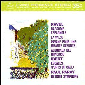 Ravel: Rapsodie Espagnole - Vinyl Edition