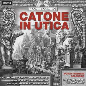 Vinci, Leonardo: Catone in Utica Product Image