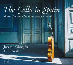 The Cello in Spain Product Image