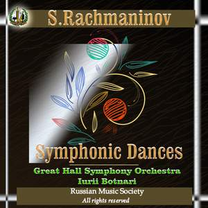 Rachmaninov: Symphonic Dances, Op. 45 Product Image