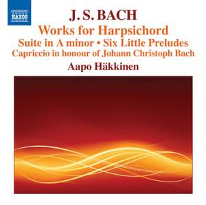 JS Bach: Works for Harpsichord Product Image