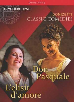 Donizetti: Classic Comedies Box Set