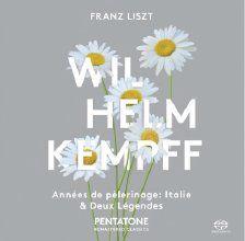 Liszt: Années de pèlerinage: Italie & Deux Légendes