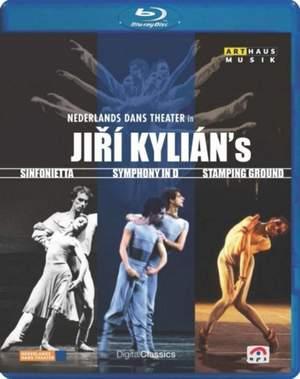 Jirí Kylián's Sinfonietta, Symphony in D & Stamping Ground