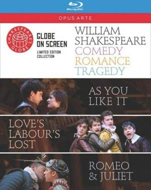 Shakespeare: Comedy, Romance, Tragedy