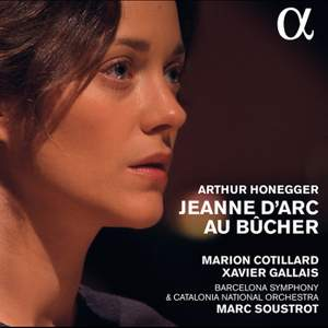 Honegger: Jeanne d'Arc au bucher Product Image