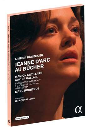 Honegger: Jeanne d'Arc au bucher Product Image