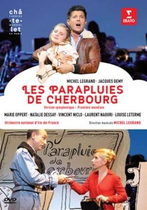 Legrand: Les Parapluies de Cherbourg (The Umbrellas of Cherbourg)