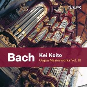 Bach: Organ Masterworks, Vol. 3 Product Image