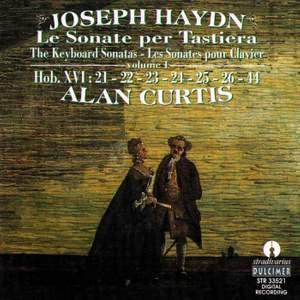 Joseph Haydn: The Keyboard Sonatas, Vol. 1
