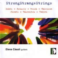 Various Artist: StrongStrangeStrings