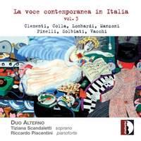 La voce contemporanea in Italia, vol. 3