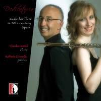 Dedicatoria - Music for Flute in 20th Century Spain