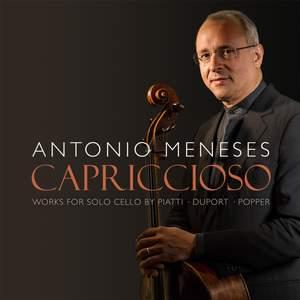 Antonio Meneses - Capriccioso