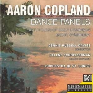 Aaron Copland: Dance Panels, etc.