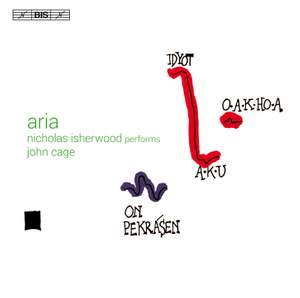 ARIA - Nicholas Isherwood performs John Cage