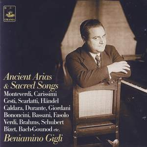 Ancient Arias & Sacred Songs