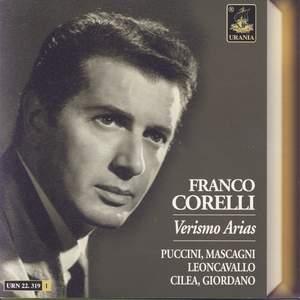 Verismo Arias: Puccini, Mascagni, Giordano, Cilea, Leoncavallo
