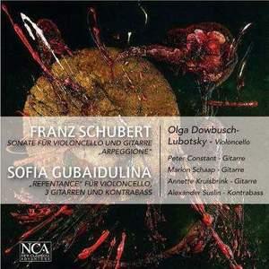 Olga Dowbusch-Lubotsky plays Schubert & Gubaidulina