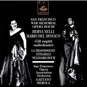 Herva Nelli & Mario Del Monaco - 'Gli Ospiti Radiofonici'
