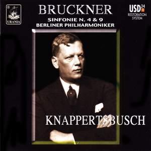 Bruckner: Symphonies Nos. 4 & 9 Product Image