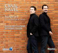 Ravel & Canal: Sonates pour violon et piano