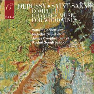 French Chamber Music for Woodwinds, Volume One: Debussy and Saint-Saëns