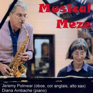 Musical Meze Product Image