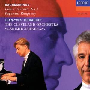 Rachmaninov: Piano Concerto No.2 & Rhapsody on a Theme of Paganini