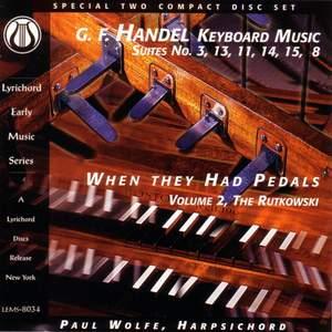 Handel: Keyboard Suites