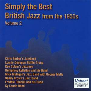 Simply The Best British Jazz From The 1950s Volume 2