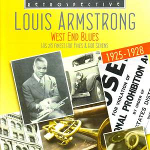Louis Armstrong - His 26 Finest Hot Fives & Hot Sevens 1925-1928