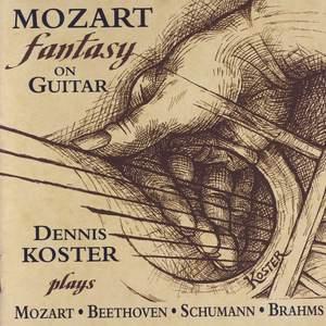 Mozart: Fantasy On Guitar