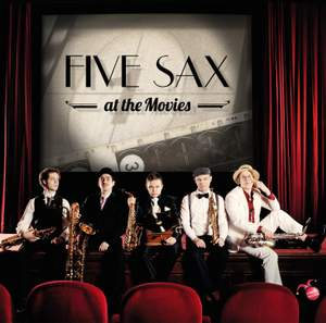 Five Sax at the Movies
