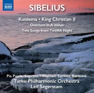 Sibelius: Kuolema & King Kristian II