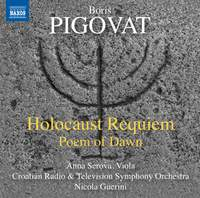Boris Pigovat: Holocaust Requiem