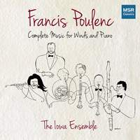Poulenc: Complete Music for Winds and Piano