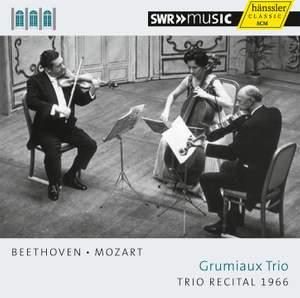 Grumiaux Trio Recital 1966