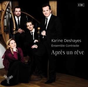 Karine Deshayes: Après un rêve