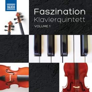 Faszination Klavierquintett, Vol. 1 Product Image