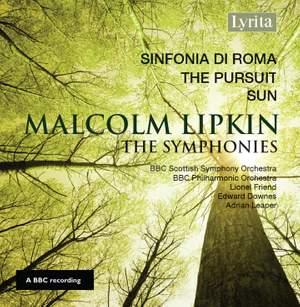 Malcolm Lipkin: The Symphonies Product Image