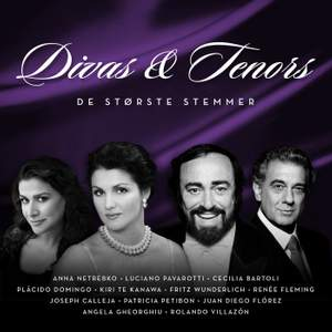 Divas and Tenors Product Image