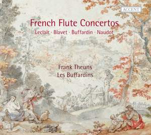French Flute Concertos Product Image