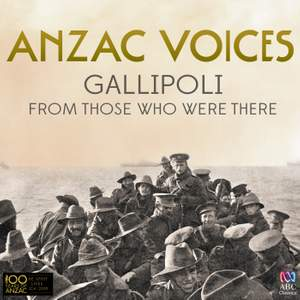 Anzac Voices Product Image