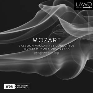 Mozart: Bassoon and Clarinet Concertos